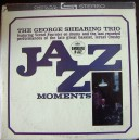 GEORGE SHEARING TRIO, JAZZ MOMENTS, LP 12´, JAZZ INTER