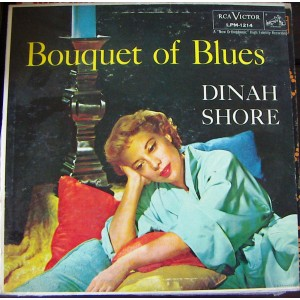 DINAH SHORE, BOUQUET OF BLUES, LP 12´, JAZZ INTER