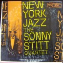 SONNY STITT, NEW YORK JAZZ, LP 12´, JAZZ INTER