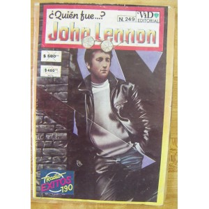 QUIEN FUE JOHN LENNON N°249