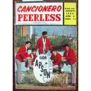 CANCIONERO PEERLESS, LOS APSON EN PORTADA, AGOSTO 1964