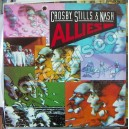 CROSBY, STILLS & NASH, ALLIES, LP 12´,
