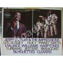 JERRY BUTLER & THE IMPRESSIONS, LP 12´,