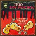 LOS PANCHOS (MUSICA DE AGUSTIN LARA) EP 7', BOLERO
