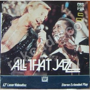 ALL THAT JAZZ, DISCO LASSER 12´,