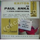 PAUL ANKA, INTERPRETADO POR GUSTAVO PIMENTEL, LP 12´,