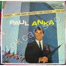 PAUL ANKA, OUR MAN AROUND THE WORLD, LP 12´,