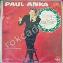 PAUL ANKA, LLEGO LA NAVIDAD!, LP 12´,