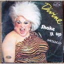 DIVINE, (SHAKE IT UP), SACUDELO, MUSICA DISCO