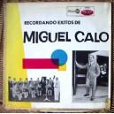 MIGUEL CALO, RECORDANDO EXITOS, TANGO