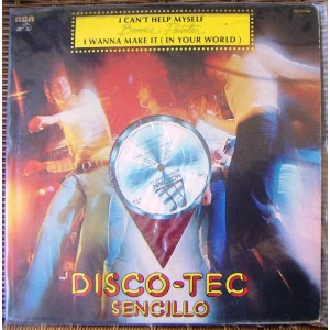 BONNIE POINTER, I CAN´T HELP MYSELF, MUSICA DISCO