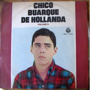 CHICO BUARQUE DE HOLLANDA, VOL, 3, BRASIL