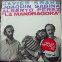 JAVIER KRAHE, JOAQUIN SABINA, LA MANDRAGORA, LP 12´, CANTAUTOR.