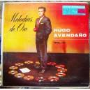 HUGO AVENDAÑO, MELODÍAS DE ORO VOL.3, LP 12´, HECHO EN MÉXICO, BOLERO.