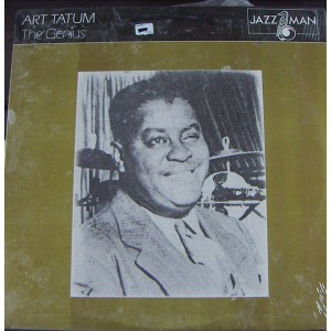 ART TATUM, THE GENIUS, LP 12´, JAZZ INTERNACIONAL