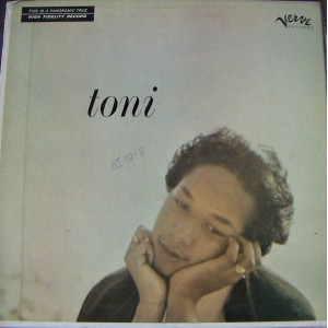 TONI HARPER,LP 12´, JAZZ INTERNACIONAL