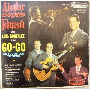 QUINTETO FANTASIA (DE LUIS GONZALEZ UN GO-GO) ROCK MEXICANO