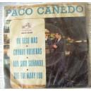 PACO CAÑEDO, UN BESO MAS, EP 7´, ROCK MEXICANO