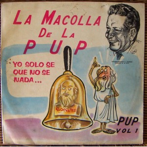 LA MACOLLA DE LA PUP, YO SOLO SE QUE NO SE NADA, VOL.1, DOCUMENTAL