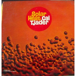 CAL TJADER, SOLAR HEAT, JAZZ INTER