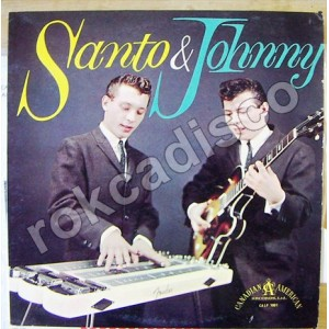 SANTO Y JOHNNY, LP 12´, ROCK AND ROLL