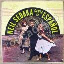 NEIL SEDAKA, CANTA EN ESPAÑOL, LP 12´, ROCK AND ROLL