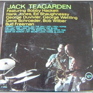 JACK TEAGARDE, LP 12´, JAZZ INTER