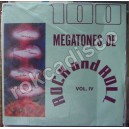 100 MEGATONES DE ROCK AND ROLL, VOL. 4, LP 12´, ROCK MEXICANO