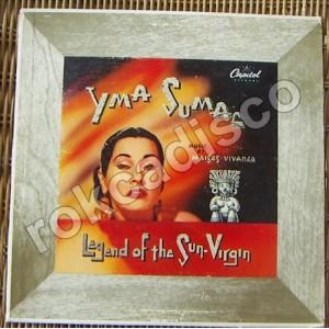 YMA SUMAC ,LP 10´, HECHO EN USA, POP INTER