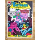 HISTORIETA BATMAN,EDITORIAL NOVARO 1974