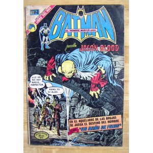 BATMAN N°686 EDITORIAL NOVARO,HISTORIETA