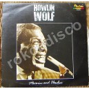 HOWLIN WOLF, LP 12´, HECHO EN MÉXICO. BLUES