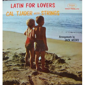 CAL TJADER WITH STRINGS. JAZZ INTER