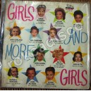 DEBBIE REYNOLDS, LENA HORNE, JUDY GARLAND, (VARIAS), GIRLS AND MORE GIRLS, LP 12´, MELÓDICOS