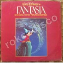 FANTASIA, NEW DIGITAL MOTION PICTURE, LP 12´, DISNEY