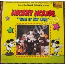 MICKEY MOUSE, THIS IS MY LIFE, LP 12´, DISNEY