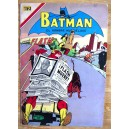 HISTORIETA BATMAN,EDITORIAL NOVARO 1971