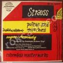 JOHANN STRAUSS, HECHO EN USA ,EP 7 .CLÁSICA