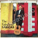 THE FABULOUS SABICAS, SOLO FLAMENCO, LP 12´, FLAMENCO