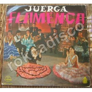 JUERGA FLAMENCA, LP 12´, FLAMENCO