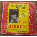 MIGUEL HERRERO, FLAMENCO MOODS, LP 12´, FLAMENCO