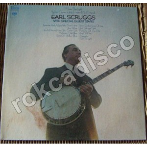 EARL SCRUGGS. HECHO EN USA LP 12´, COUNTRY