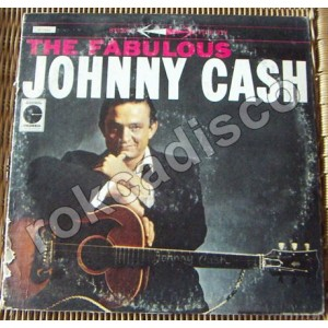 JOHNNY CASH, HECHO EN USA .LP 12´, COUNTRY