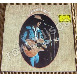 DON WILLIAMS ,HECHO EN MÉXICO, LP 12´, COUNTRY