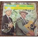 BILL MONROE  Y CHARLIE .LP 12´, COUNTRY