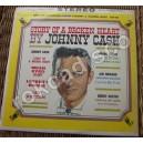 JOHNNY CASH, HECHO EN USA .LP 12´, COUNTRY