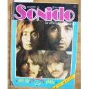 REVISTA,SONIDO BEATLES,CAT SATEVENS