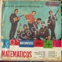 MATEMATICOS, ESTA ES NUESTRA FORMULA LP 12´, ROCK MEXICANO