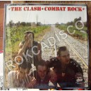 THE CLASH, COMBAT ROCK, LP 12´, PUNK
