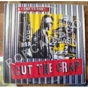 THE CLASH, CUT THE CRAP, LP 12´, PUNK